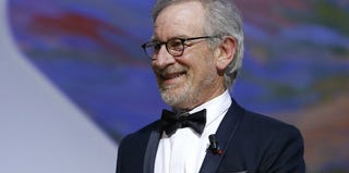 Steven Spielberg at Cannes Film Festival in 2013 (Valery Hache/AFP/Getty Images)
