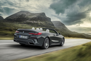 Illustration for article titled BMW 8-series convertible