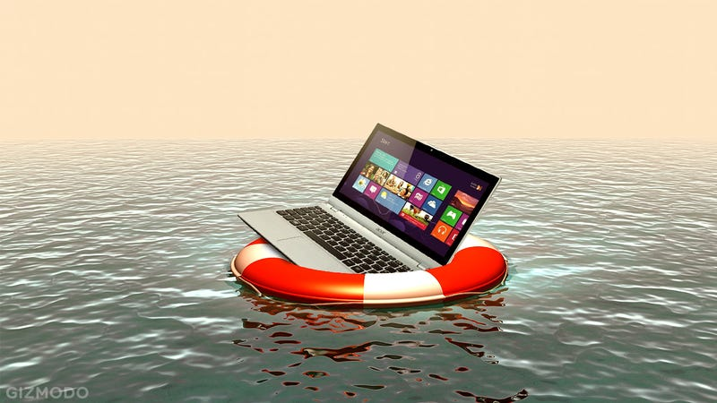 Illustration for article titled The Laptop Revival Is Here. The Laptop Is Dying.