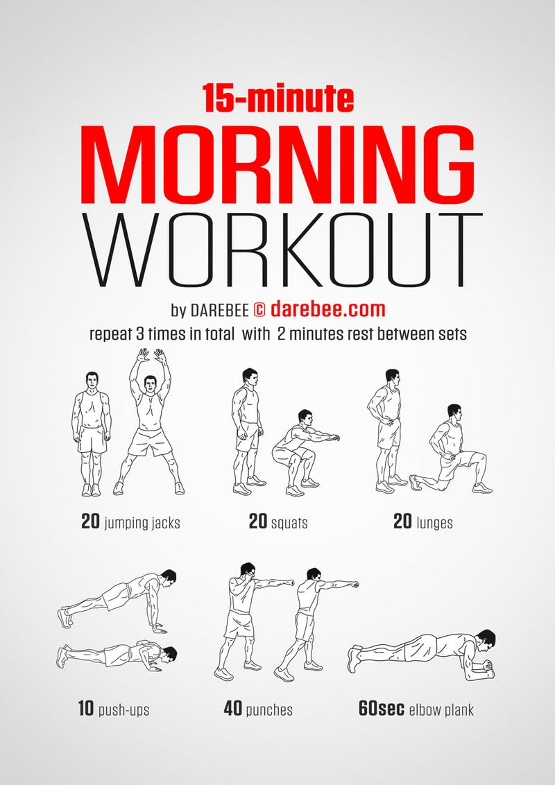 15 Minute Lower Body Workout