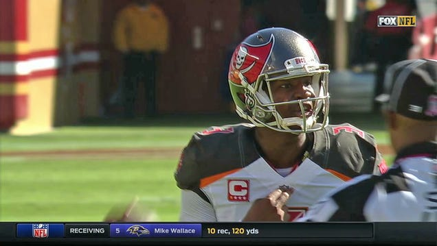 Jameis Winston on pace for 136 hits