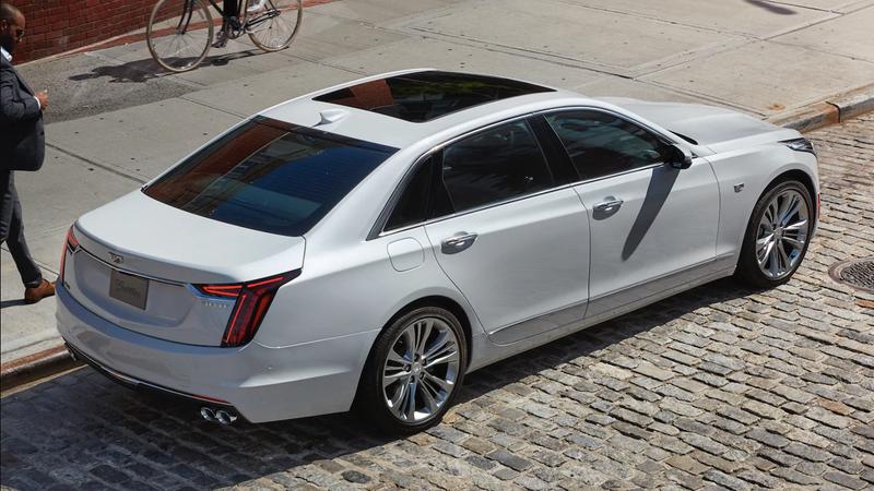 Photos: Cadillac