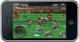 Illustration for article titled Madden iPhone Micro-Review: The Biggest Small-Time Football