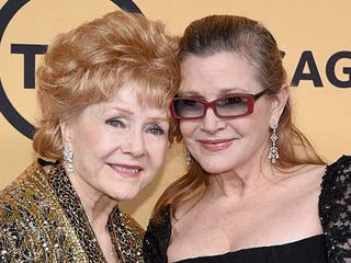 Illustration for article titled Debbie Reynolds, Hollywood Actress and Mother of Carrie Fisher,  Dies Aged 84