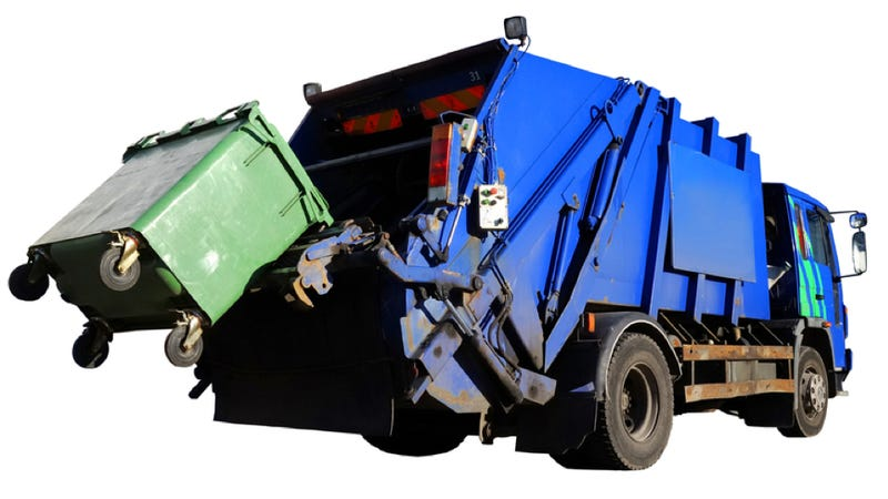 Illustration for article titled Chicago Is Trying Out Electric Garbage Trucks