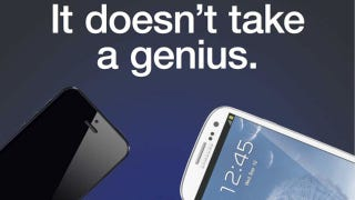 Illustration for article titled Samsung Throws Down the Gauntlet with Its New iPhone-Bashing Ad