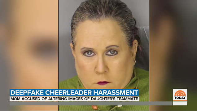 Mom Allegedly Harassed Daughter s Cheerleading Team  Rivals  With Deepfakes Depicting Them Drinking, Nude