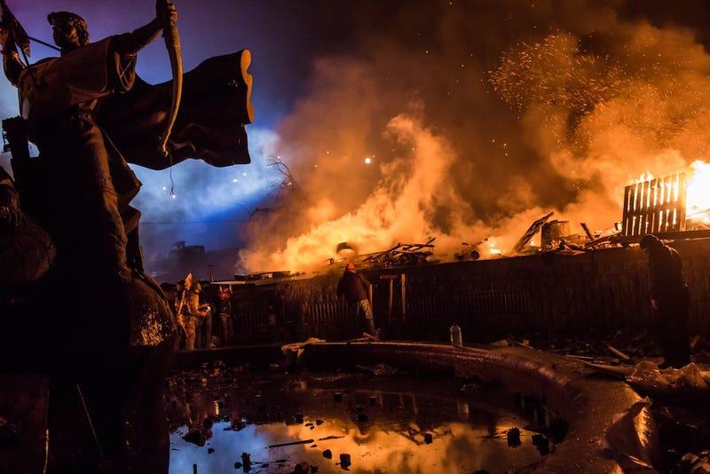Illustration for article titled Ki kicsoda Kijevben, és mi lesz ennek a vége?