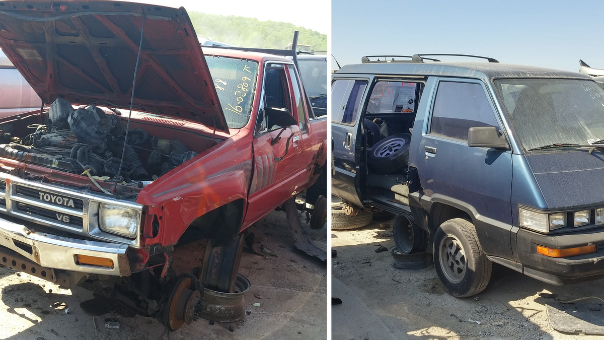 Heres Exactly What It Cost To Buy And Repair An Old Toyota Pickup Truck 1992 4runner User Manual