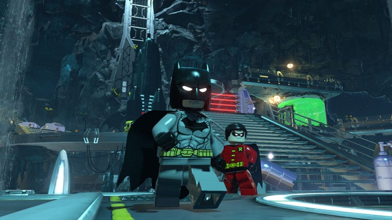 Illustration for article titled Lego Batman 3 Is Here, And He's Going Into Space