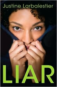 The new cover for Liar