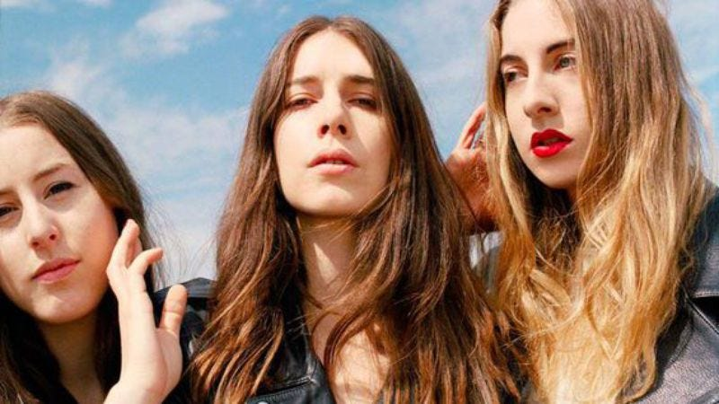 Illustration for article titled Haim shares tour dates, promises new music in video teaser