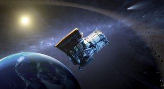 NASA Resurrects a Dead Satellite to Hunt Asteroids