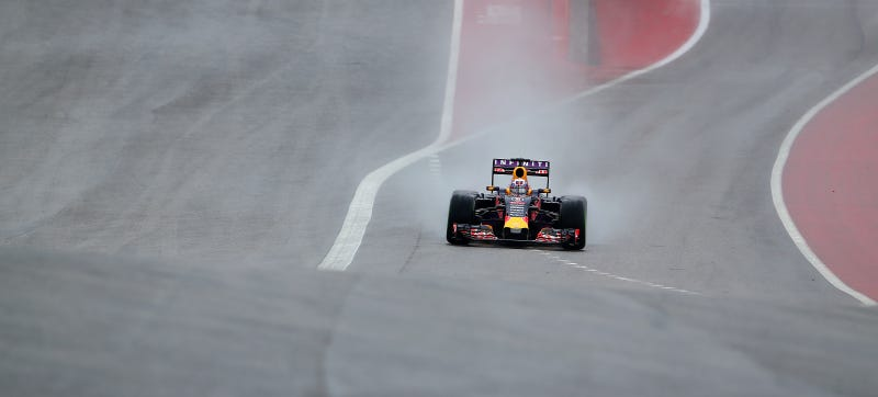 Illustration for article titled Rumor: Could The Red Bull F1 Team Switch To Honda Power Next Year?