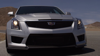 A Day At Willow Springs With The Cadillac ATS V Is A Day Well Spent.
