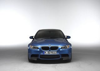Illustration for article titled 2011 BMW M3: First Photos