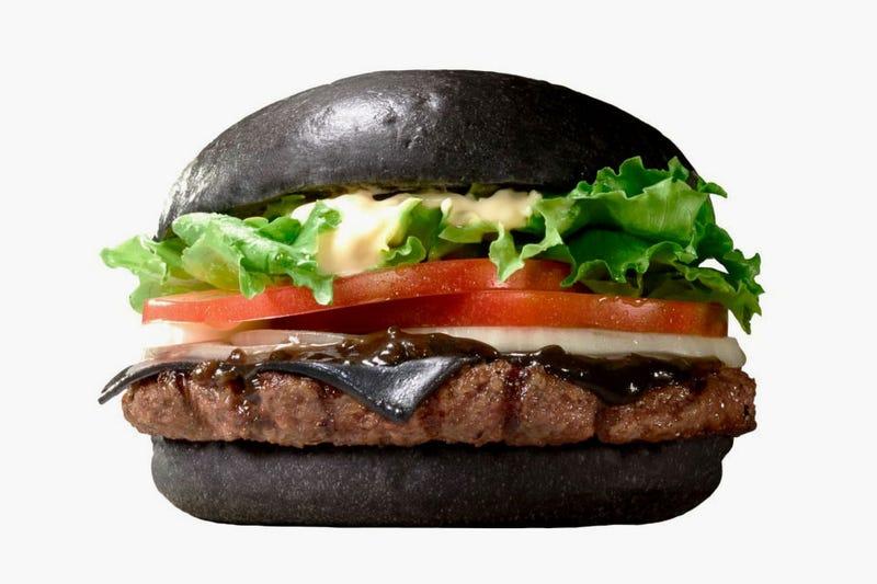 How To Make Black Burgers