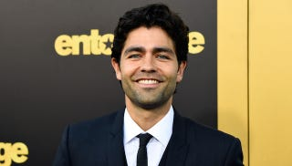 Illustration for article titled Adrian Grenier Doesn't Seem to Care That the Entourage Movie Bombed