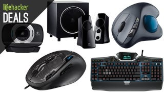 Illustration for article titled Your Favorite Logitech Peripherals are All on Sale Today