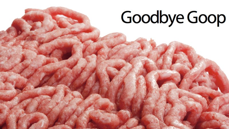 Illustration for article titled McDonald's Will Stop Using Pink Goop Beef in Its Burgers