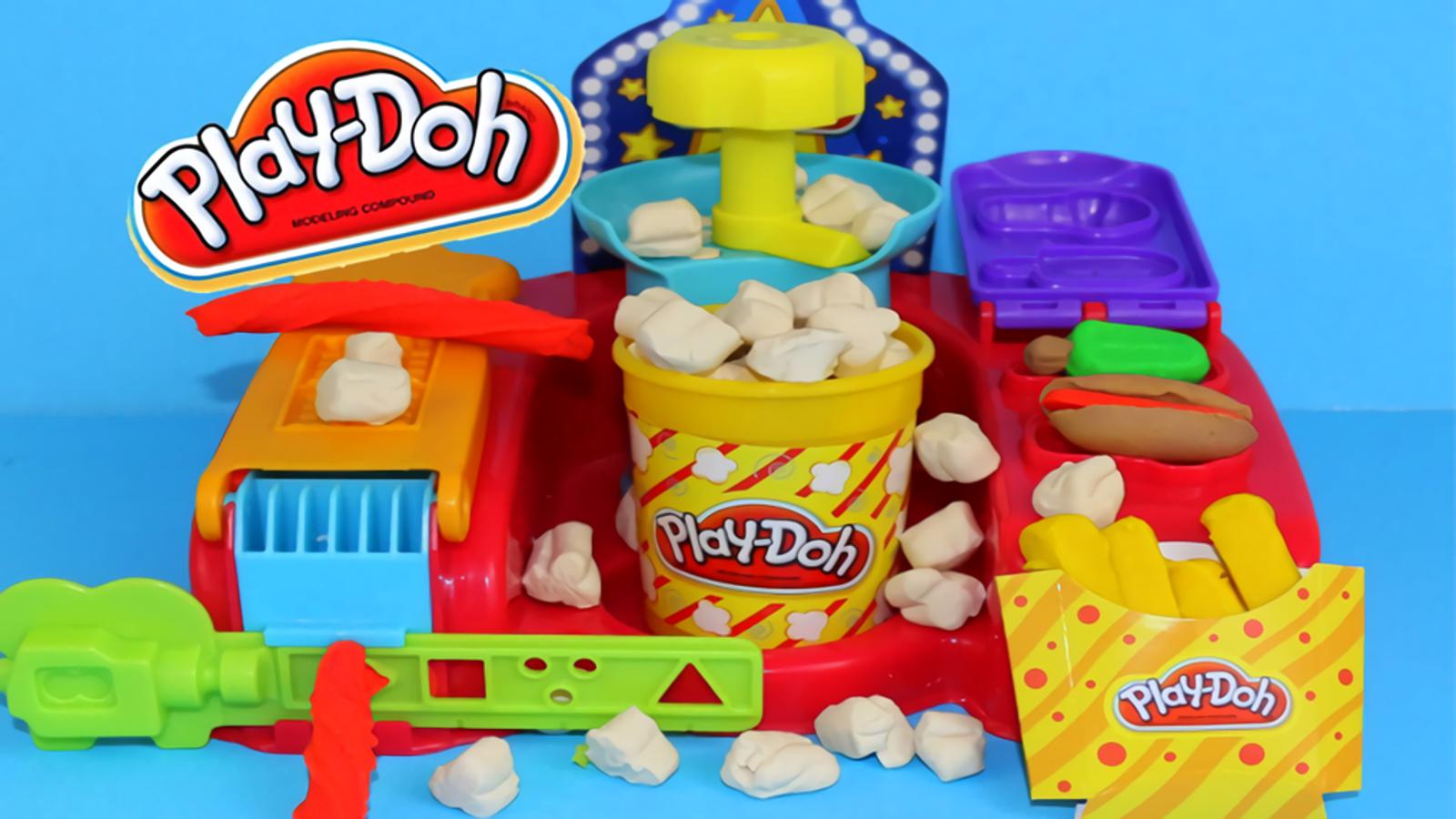 Hasbro patenta el olor de la plastilina Play–Doh