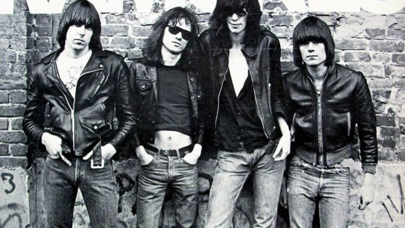 Illustration for article titled Martin Scorsese directing Ramones biopic, says guy who isn't Martin Scorsese