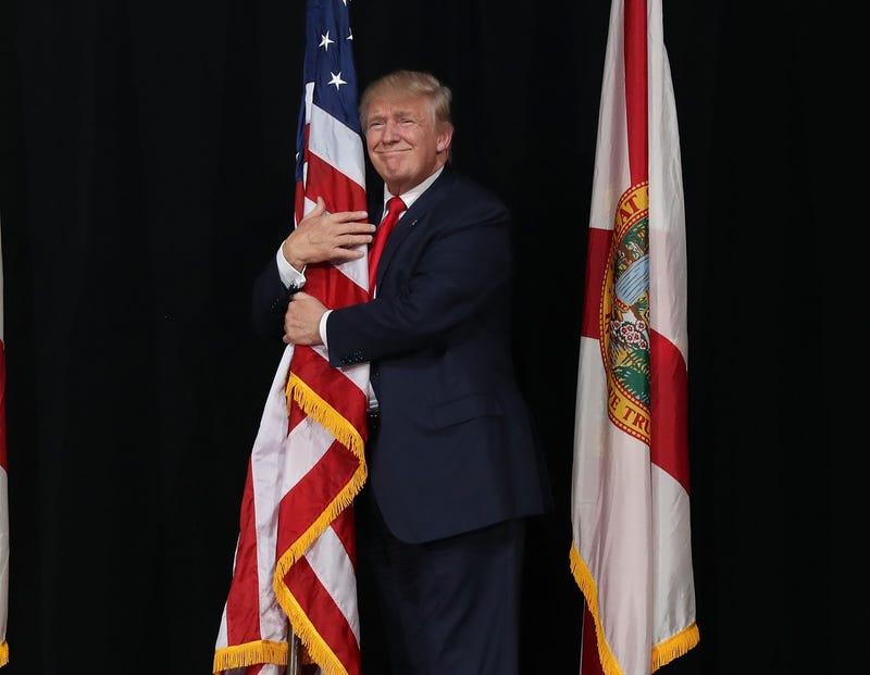 Illustration for article titled Kellyanne Conway's Husband George Diagnoses Trump's Behavior. Trump Calls Him a 'Loser'
