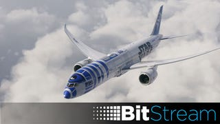 Illustration for article titled An R2-D2 Airplane, and Everything Else You Missed Yesterday