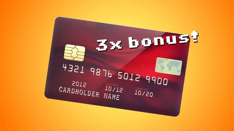 Illustration for article titled Get Bonus Rewards Points for Buying Gift Cards
