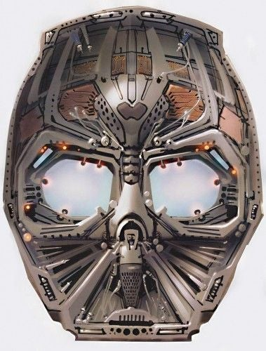 Illustration for article titled This Is How Darth Vader's Mask Looks Inside