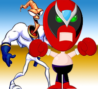 Illustration for article titled Weekly Wii Update - Earthworm Jim And Strong Bad, Together At Last