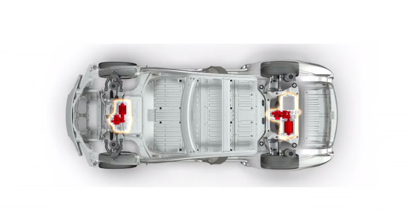 the tech that drives the new tesla model s, explained 2 5 liter subaru engine timing assembly tesla model s engine diagram #34