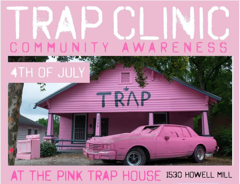 Trap House turns into free HIV testing center