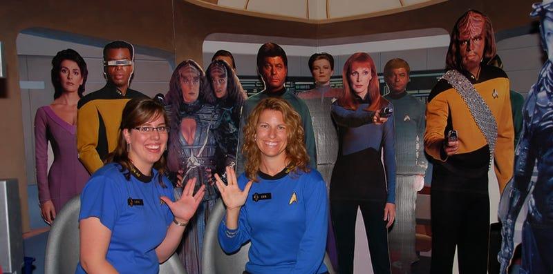 Illustration for article titled Let Vulcan Have Its Star Trek