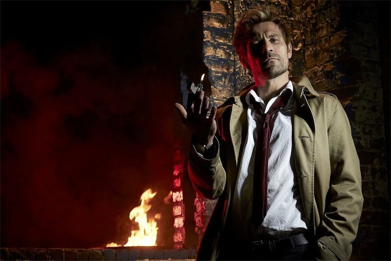Illustration for article titled NBC Stalls Production of Constantine After 13 Episodes