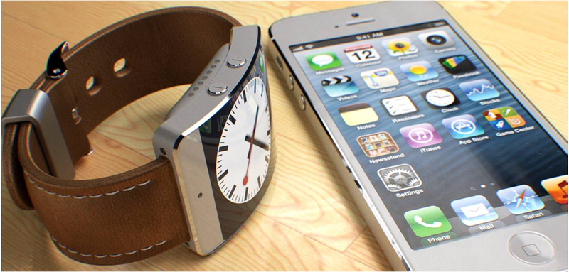Illustration for article titled El iWatch de Apple tendría varios diseños y más de 10 sensores