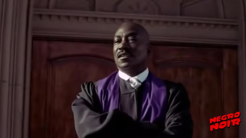 Clifton Powell in The Preacher's Son