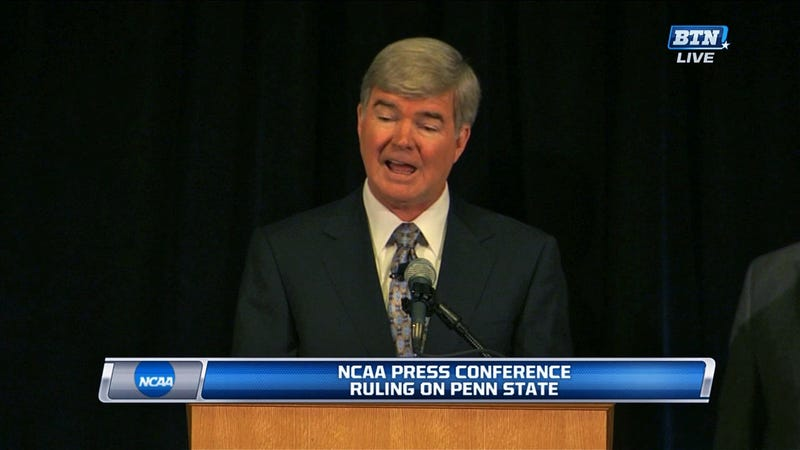 Illustration for article titled The NCAA Is Using Penn State To Justify Its Own Horrid Existence