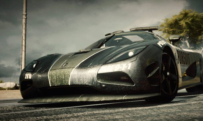 Illustration for article titled This Is Probably Your First Next-Gen Need For Speed Screenshot
