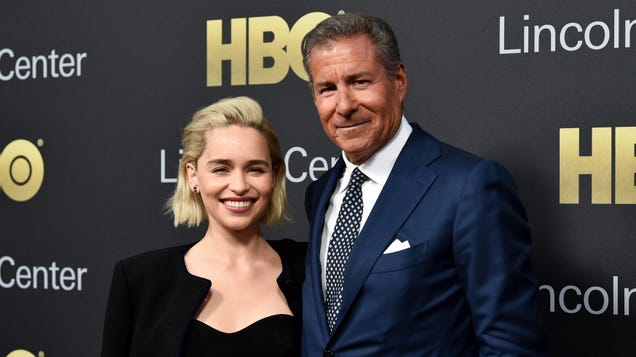 HBO Chief Richard Plepler, Who Greenlit Game of Thrones, Steps Down Amid AT&T Takeover