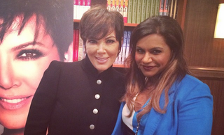 Illustration for article titled Kris Jenner Might Guest Star on The Mindy Project