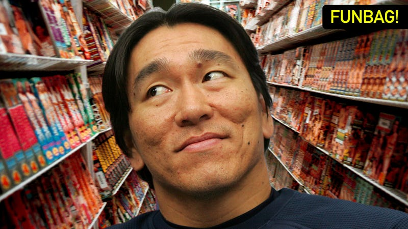 Illustration for article titled Did Hideki Matsui Really Watch 55,000 Adult Videos?