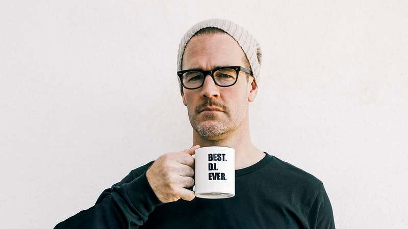 James Van Der Beek, not Diplo, stars in What Would Diplo Do? (Photo: Shane McCauley/Viceland)