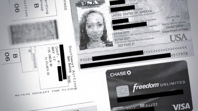Algunos de los documentos filtrados. Imagen vía Kromtech Security Services