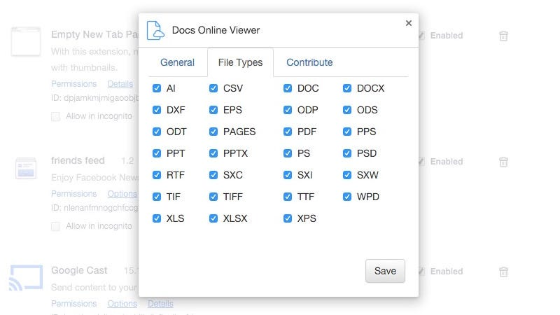 Docs Online Viewer Opens Up Most Major File Formats Directly in Chrome