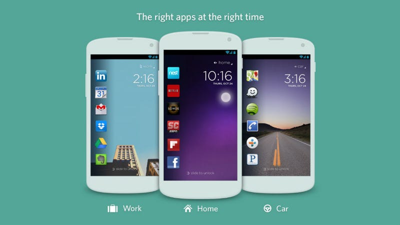 Illustration for article titled Cover Your Android's Lockscreen in Just the Apps You Really Need