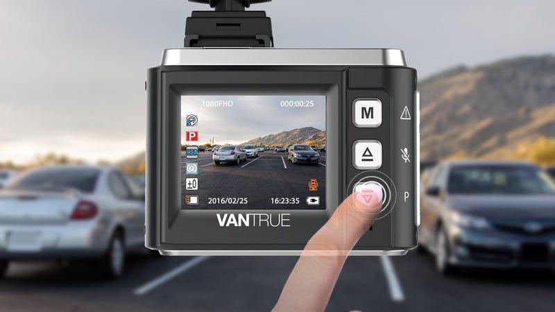 Vantrue Mini Dash Cam, $60 with code VANCAMN1