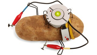 Illustration for article titled PotatOS Kit Turns a Portal 2 Gag Into a Science Fair Project
