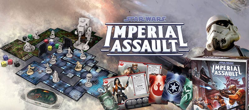 Illustration for article titled TAY Board Game Night: Imperial Assault
