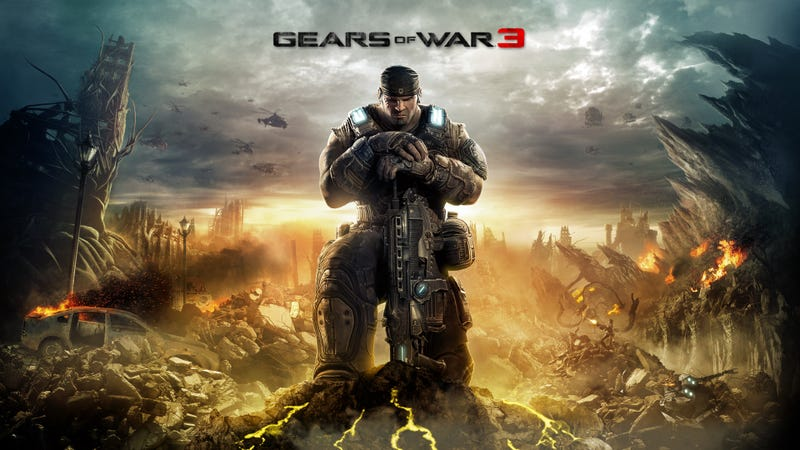 Illustration for article titled Masculini-TAY: The Failures (and Successes) of Gears of War 3